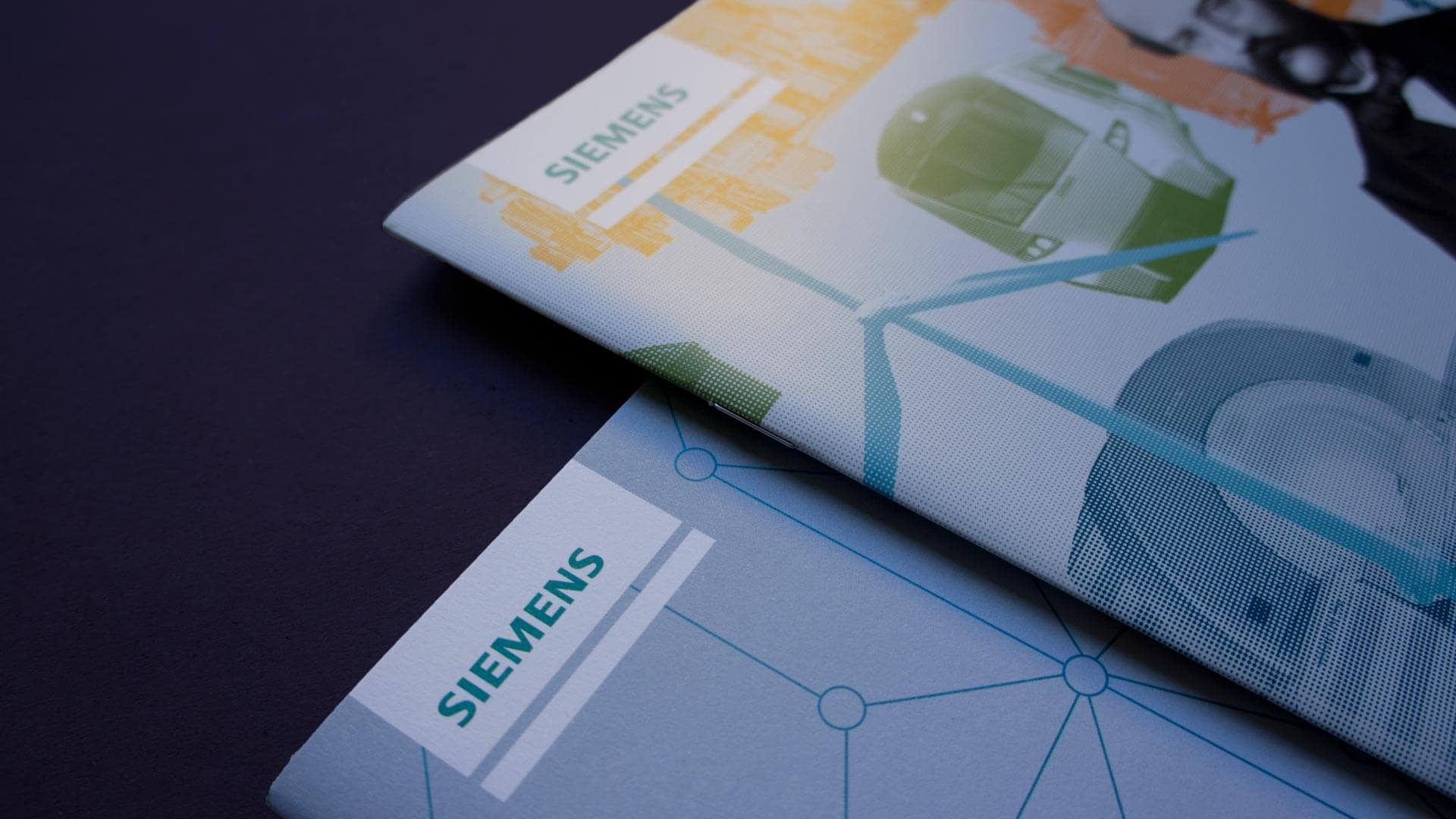 Closeup Photo of the Covers of SFS Publications